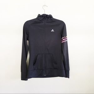 Adidas Standup Collar Runners Jacket